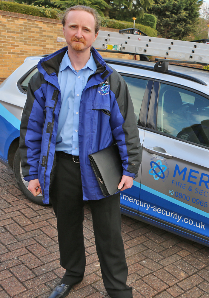 Security Company Nottingham