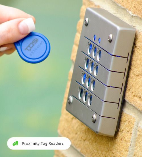Access Control Installer Nottingham