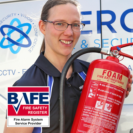 Fire Extinguishers Worksop