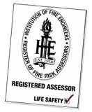 Our online fire safety training is approved by the IFE