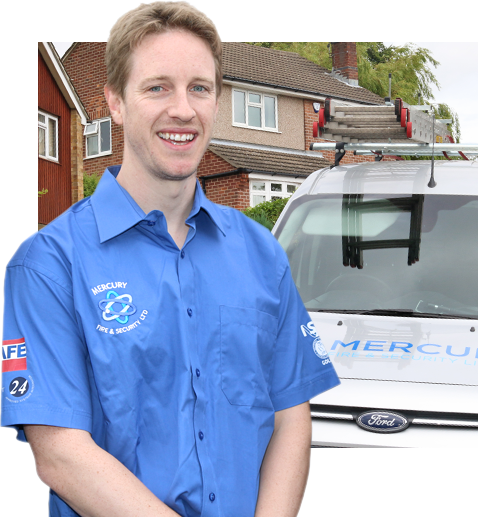 Security Installer Nottingham